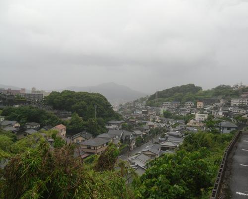 今日も雨1