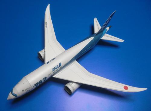 787完成! の写真、その1。
