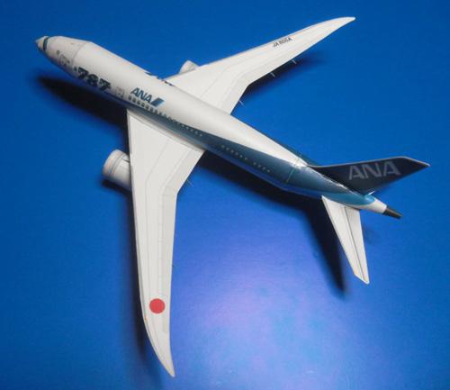 787完成! の写真、その2。