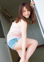 新井恵理那アナ紐ビキニ画像4