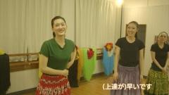 綾瀬はるか巨乳Tシャツフラダンス画像2
