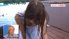 小嶋陽菜ポロリ&食い込み画像6