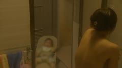 倉科カナ入浴上半身裸画像1