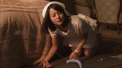 堀北真希ナース胸チラ画像3