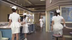 堀北真希ナース胸チラ画像6