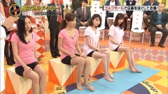 安田美沙子と高嶋香帆胸チラ谷間画像6