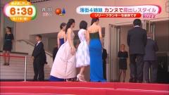 長澤まさみ、綾瀬はるか、夏帆カンヌ映画祭画像6