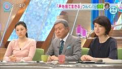 菊川怜ミニスカニットセーター乳画像7