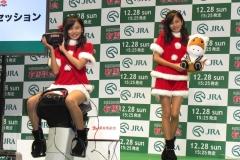 小島瑠璃子 サンタ騎乗位画像3