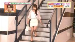 中川翔子ミニスカパンチラ風画像4
