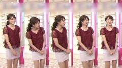 加藤多佳子ミニスカOha!4パンチラ画像6