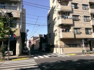 中川亀三郎邸跡
