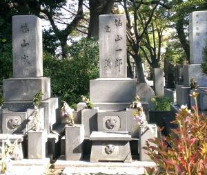 鳩山一郎の墓