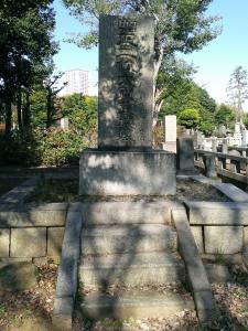 大原重徳の墓