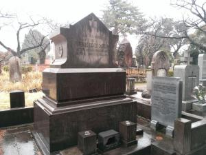 キヨソネの墓