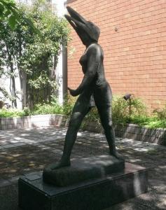 烏の母親-舞踊