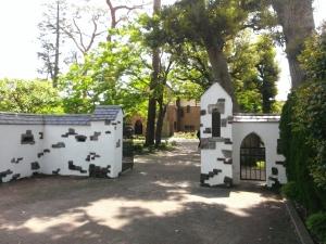 山本有三記念館入口