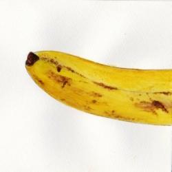 いもあられの、、、バナナ