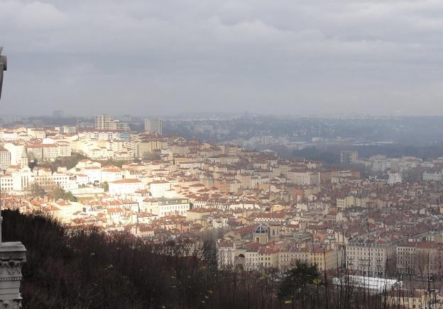 Lyon sunshine