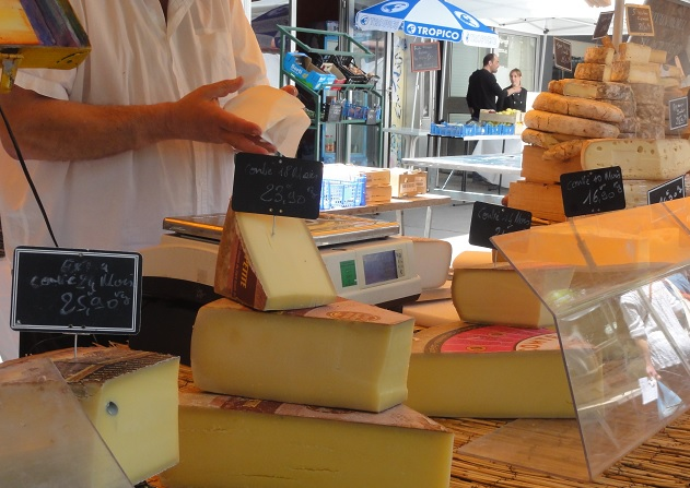 marché Croix-Rousse 5