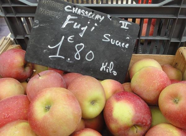 marché Croix-Rousse 1