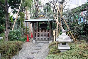 港区白金 コッホ・北里神社