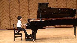 澤田隼杜 ピアノ演奏