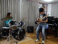 ベース&ドラム