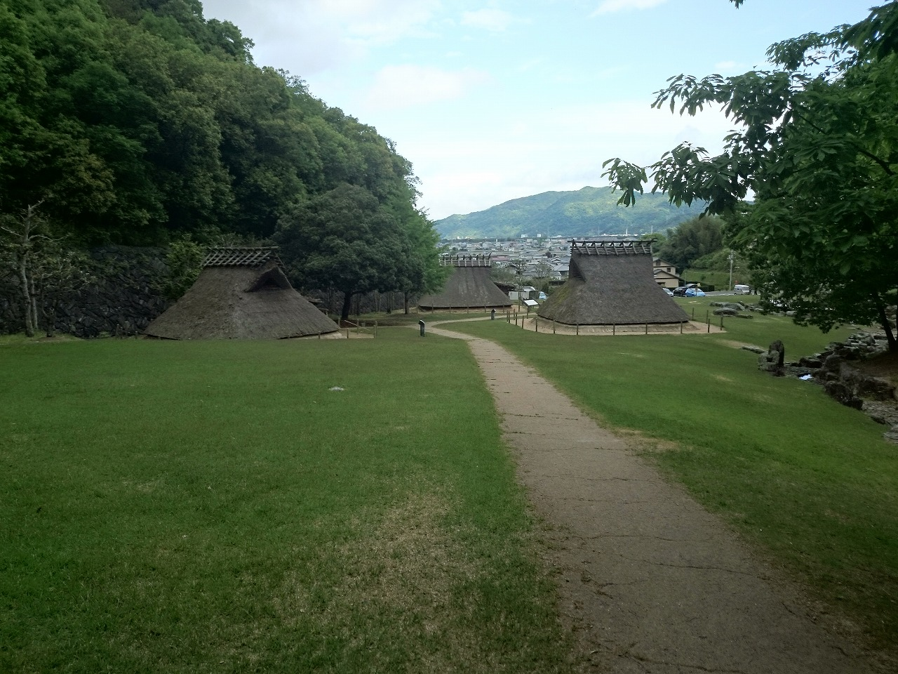 阿波史跡公園