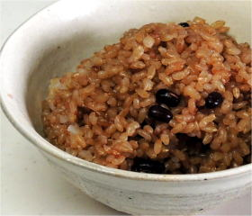 玄米ご飯3