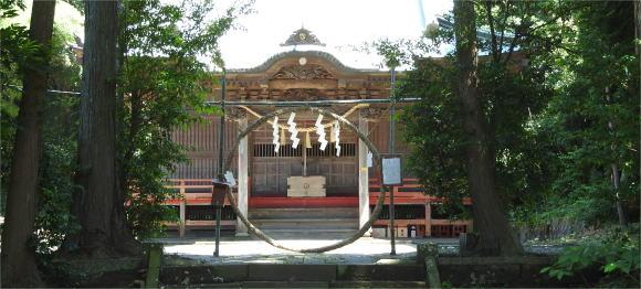 椎木玉前神社