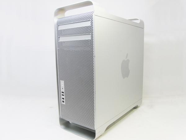 ■Mac Pro 1st Gen/Xeon Dual 2.66GHz/4GB/1TB/DVD-RW 中古品