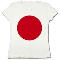 日の丸Tシャツ(レディース)