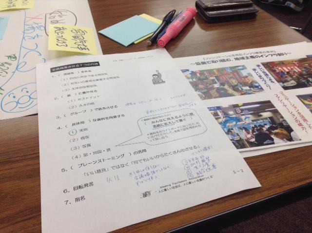 ファシリテーション研修(初級)資料