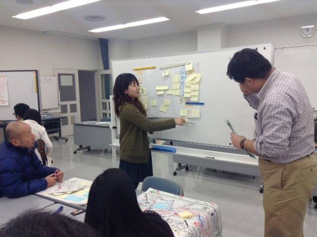 地域おこし協力隊ステップアップ研修発表