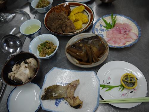 ばばちゃん料理講習04