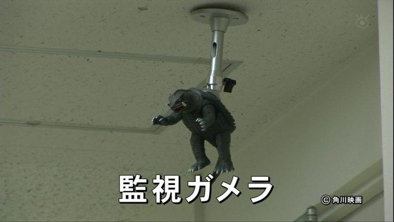 監視ガメラ