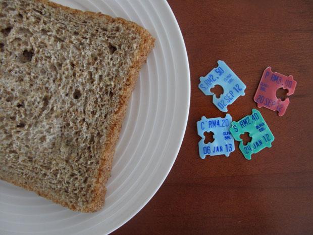 パンの袋をとめるアレって何ていうの?