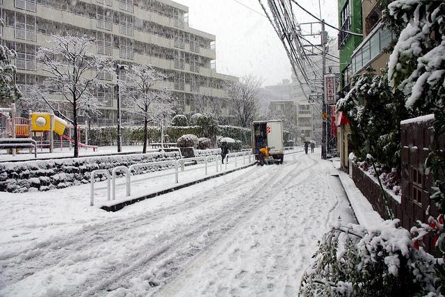 4月に雪が!?東京都心で4月に雪が降ったのは何年ぶり?