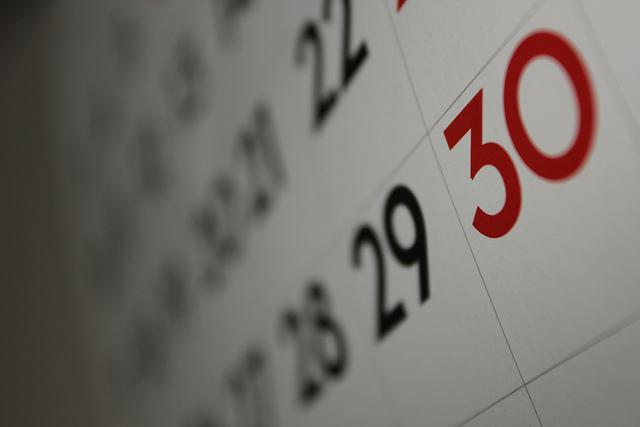 31日まであるのって何月?月の日数の簡単な覚え方