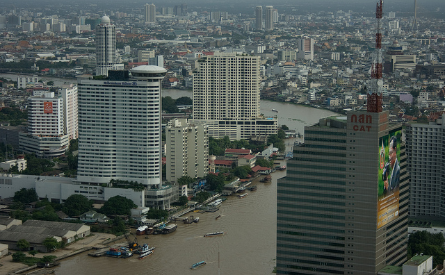 タイの首都バンコクの正式名称は世界一長い