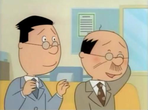 マスオさんとジャムおじさんの共通点