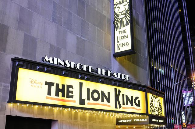 劇団四季のライオンキングは公演地によってセリフを変えている?