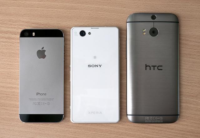iOSとAndroidてどっちのほうが売れてるの?