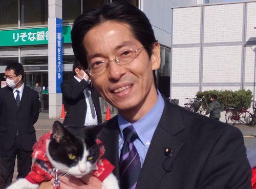 神奈川県会議員 敷田博昭先生500