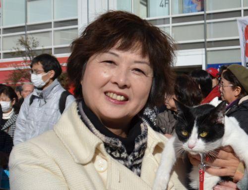 川崎市会議員 露木明美先生