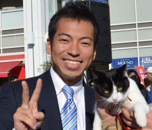 500平塚市議会議員 米村かずひこ先生