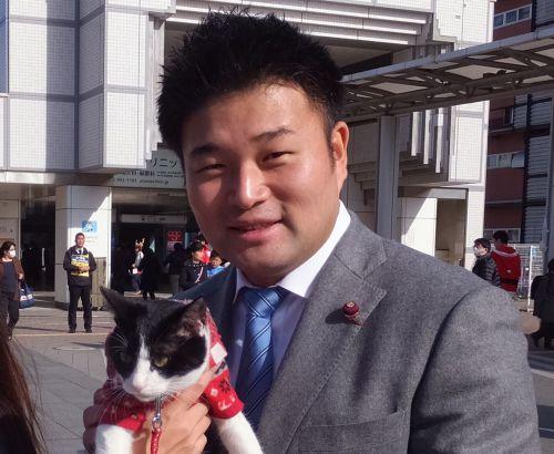 くさま剛先生と猫ジャンヌダルク500