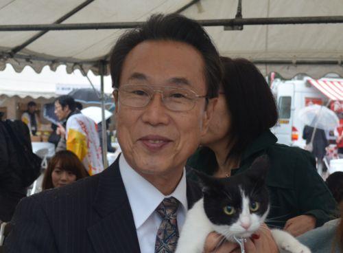 鳥取県議長 野田修先生