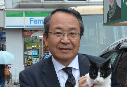 練馬区議会議員 小泉純二先生